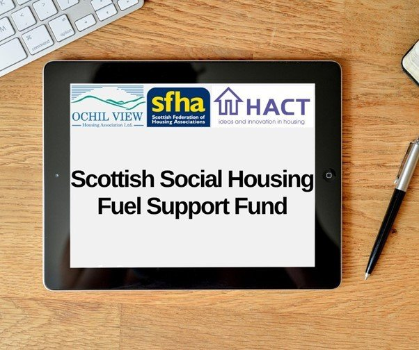 Scottish Social Housing Fuel Support Fund Pic